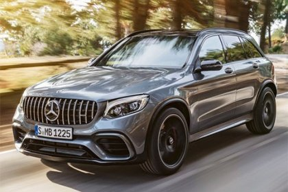 Mercedes-Benz GLC 250 d 4MATIC 220