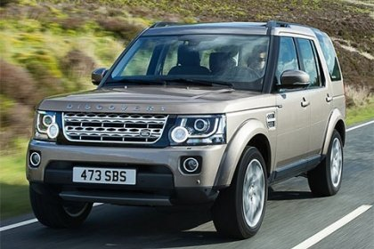 Land Rover Discovery Td6 First Edition