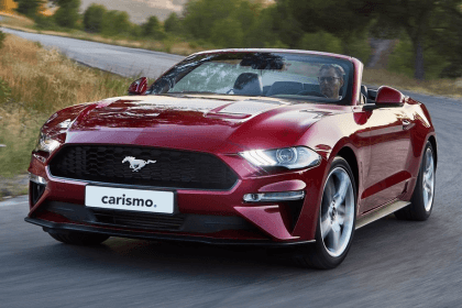 Ford Mustang Convertible 5.0 TI-VCT AT GT
