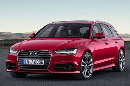 Audi A6 Avant 4.0 TFSI quattro S tronic 445kW RS6 Performance