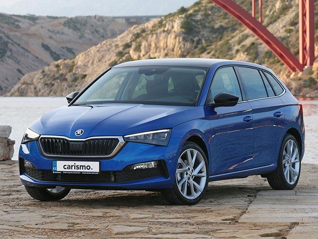 Škoda Scala - recenze a ceny | Carismo.cz