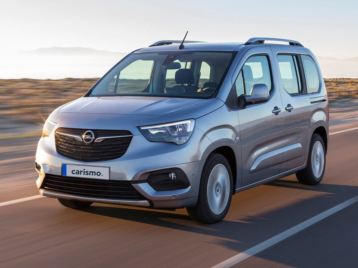 Opel Combo Life - recenze a ceny | Carismo.cz