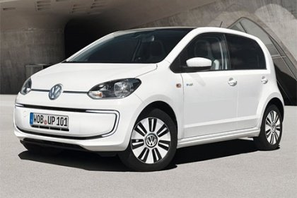 Volkswagen e-Up! 60 kW e-up!