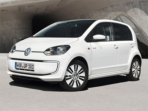 Volkswagen E-Up! - recenze a ceny | Carismo.cz