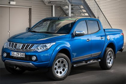 Mitsubishi L200 Double Cab 2.4 DI-D 133kW INSTYLE