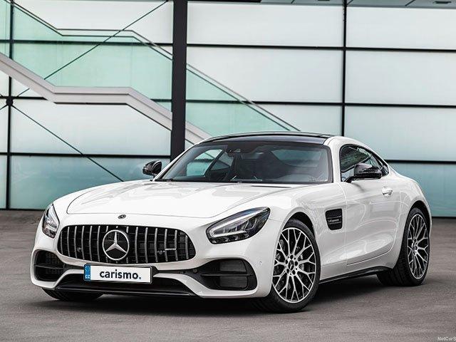 Mercedes-Benz GT - recenze a ceny | Carismo.cz