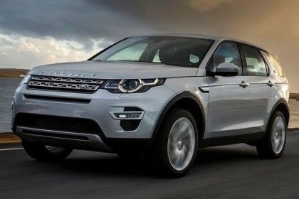 Land Rover Discovery Sport 2.0 l Si4 Twin Turbo SE
