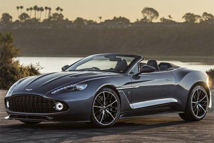 Aston Martin Vanquish Volante V12 S Volante S