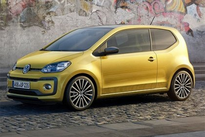 Volkswagen up! 3dv. 1.0/44 kW take up!