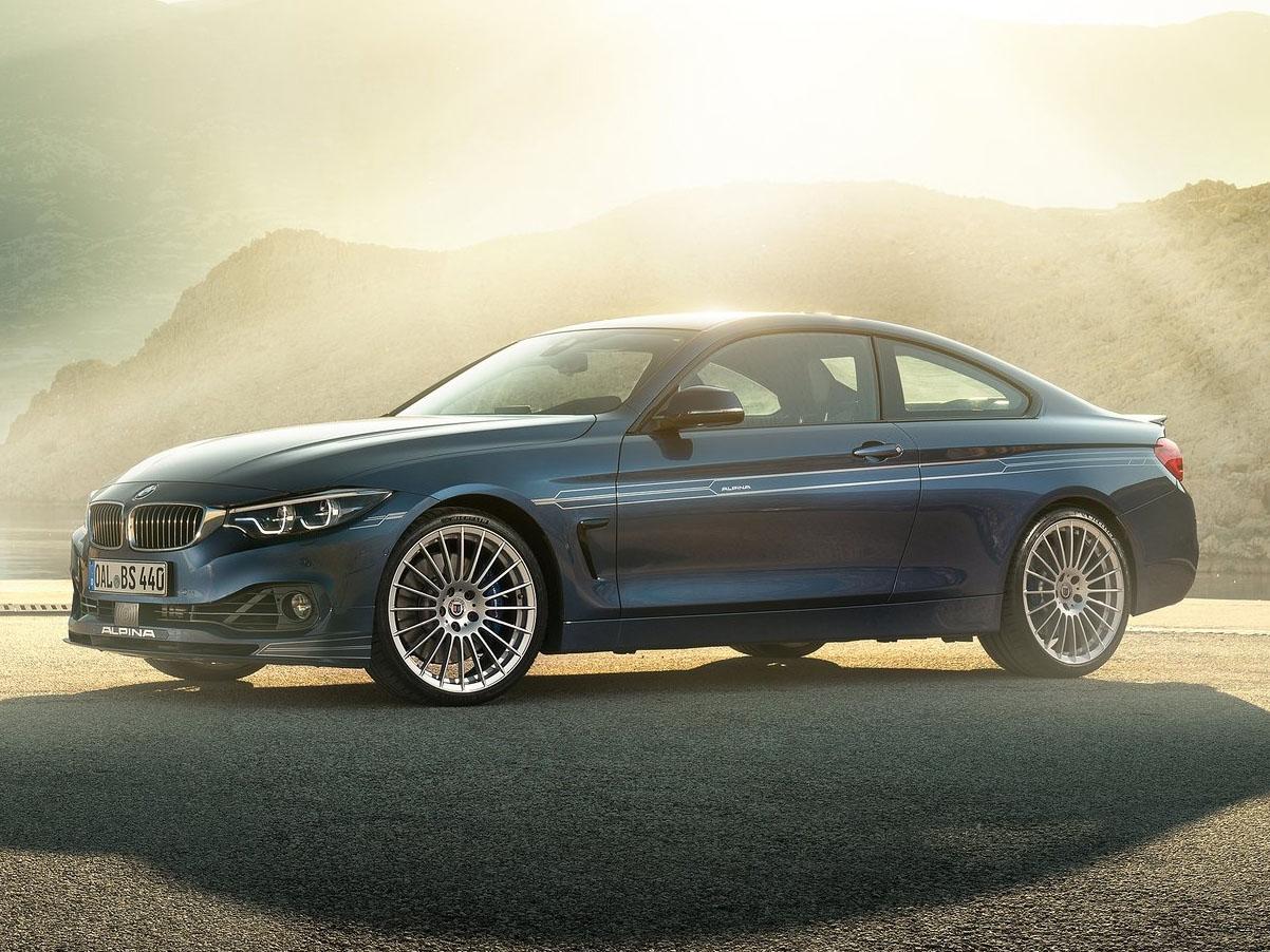 BMW ALPINA B4 S BITURBO Coupé - recenze a ceny | Carismo.cz