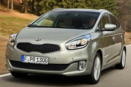 Kia Carens 1.7 CRDi/104 kW 7míst 2016 Exclusive 7míst