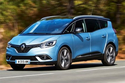 Renault Grand Scénic Energy TCe140 EDC Intens