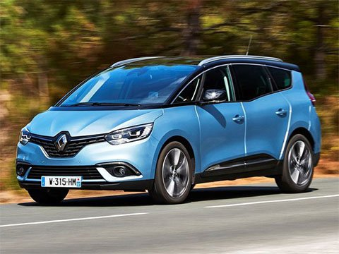 Renault Grand Scénic - recenze a ceny | Carismo.cz