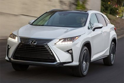 Lexus RX 200t AWD Executive