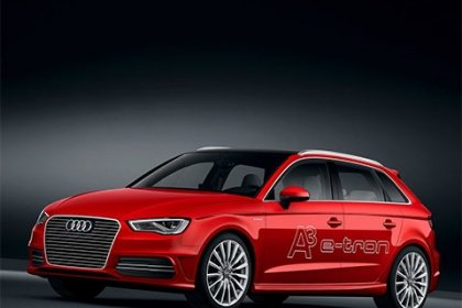 Audi A3 Sportback e-tron 1.4 TFSI e-tron Attraction
