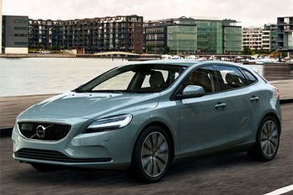 Volvo V40 Cross Country D2 Geartronic Cross Country Plus