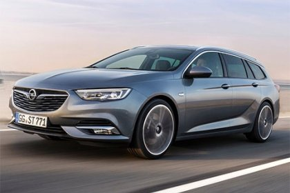 Opel Insignia Sports Tourer 2.0 CDTI/125 kW 4x4 AT Dynamic